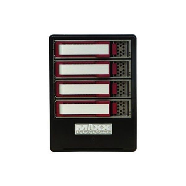 Maxx Digital 12TB 4 Bay Thunderbolt USB 3.0 RAID Hard Drive