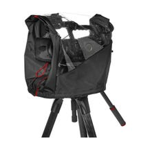 Manfrotto Pro Light Video Camera Raincover for Small Camcorder / DSLR Rig - Black