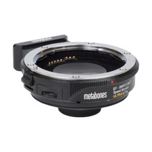 Metabones T Speed Booster ULTRA 0.71x Adapter for EF Mount to BMPCC 4K Camera