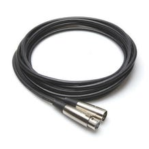 Hosa Technology 3-Pin XLR Male to 3-Pin XLR Female Balanced Microphone Cable - 25'