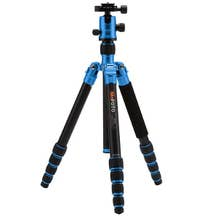 MeFoto GlobeTrotter Travel Tripod - Blue