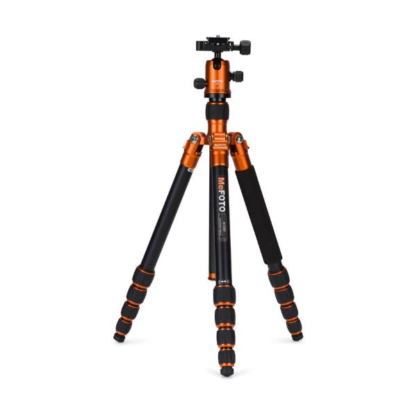 MeFoto RoadTrip Aluminum Travel Tripod - Various Colors