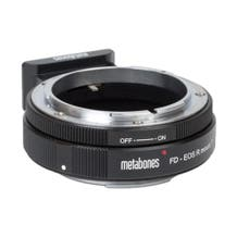 Metabones Canon FD Lens to Canon RF-Mount Camera T Adapter - Black