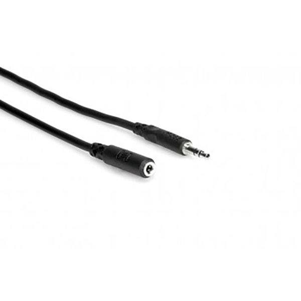 Hosa Headphone Extension Cable - 5' - 3.5 mm TRS