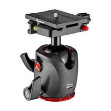 Manfrotto XPRO Magnesium Ball Head with MSQ6PL Quick Release Plate MHXPRO-BHQ6