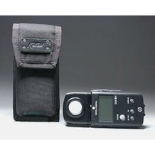 Gossen Starlite and Minolta Color III-F Pouch by Karau