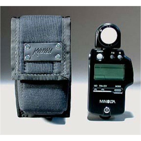 Minolta IV-F & V-F Light Meter Pouch by Karau