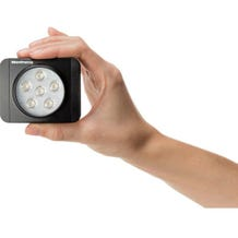Manfrotto Lumie Play On-Camera LED Light - Black