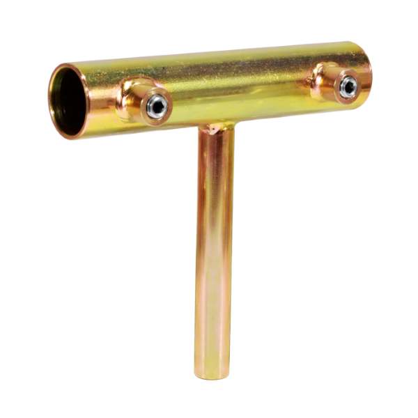 "Modern Studio Pipe 5/8"" Pin for 1"" Round"