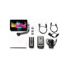 "SmallHD 5.5"" FOCUS OLED HDMI Touch Screen Monitor Canon LP-E6 Kit"