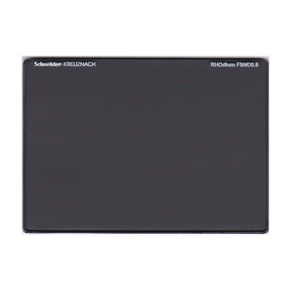 """Schneider Optics 4 x 5.65"""" RHOdium FSND 0.6 Filter"""
