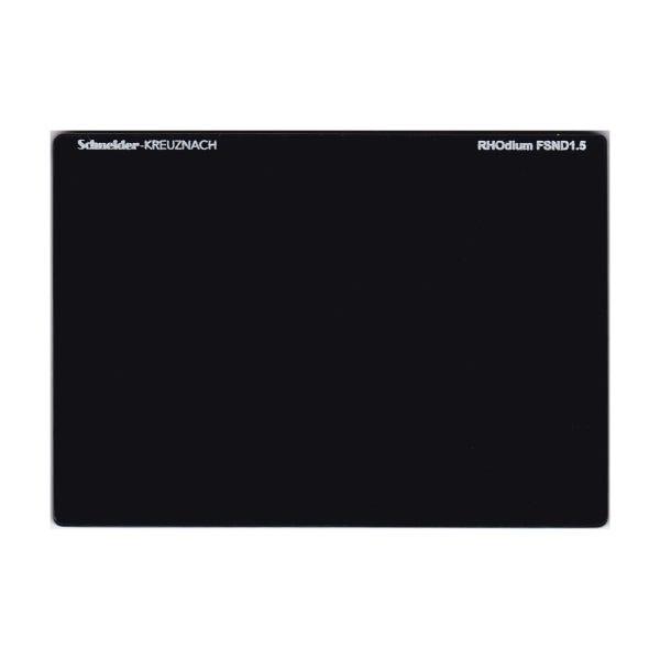 """Schneider Optics 4 x 5.65"""" RHOdium FSND 1.5 Filter"""