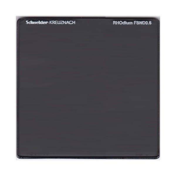 """Schneider Optics 6.6 x 6.6"""" RHOdium FSND 0.6 Filter"""