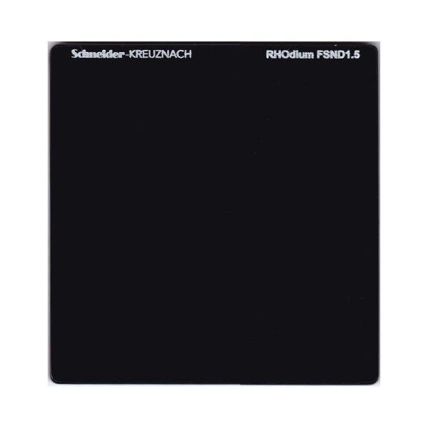 """Schneider Optics 6.6 x 6.6"""" RHOdium FSND 1.5 Filter"""