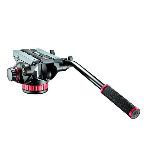 Manfrotto 502 Head Flat Head 3/8 Base