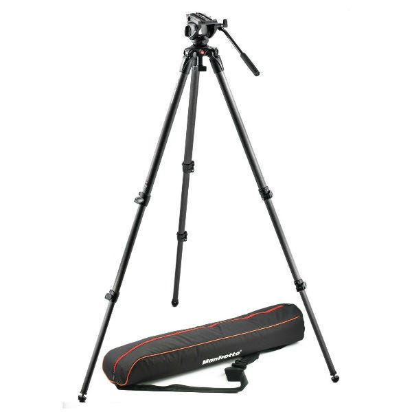 Manfrotto MVH500A, 535 Tripod Kit