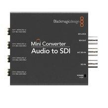 BlackMagic Mini Converter - Audio to SDI
