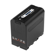SHAPE NP-F980 6600mAh Lithium-Ion Battery