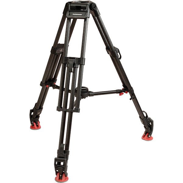 OConnor 30L Carbon Fiber Tripod 100mm
