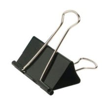 12 Pack Of Binder Clips - Small