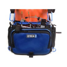 ORCA Detachable Front Panel for OR-30 Bag (Blue)