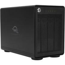 OWC - ThunderBay 4 - 4-Bay Thunderbolt 3 RAID 0 Array - Various Memory Capacities