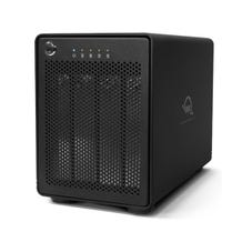 OWC 4TB ThunderBay 4-Bay Thunderbolt 2 - JBOD Edition (Various Memory Capacities)