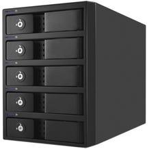 Oyen DigitalMobius 70TB 5-Bay USB 3.0 RAID Array (5 x 14TB)