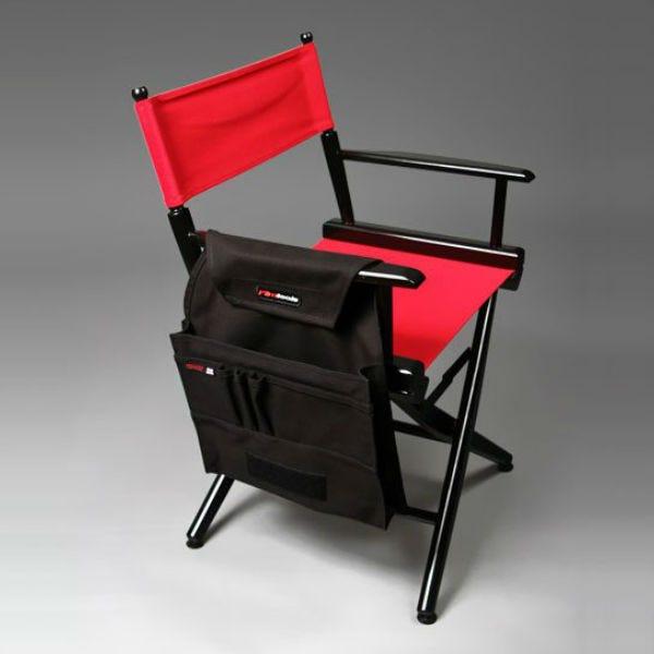 Lindcraft Directors' Chair Script Pocket Pouch Black