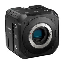 Panasonic LUMIX BGH1 Cinema 4K Box Camera - Micro Four Thirds