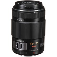 Panasonic Lumix G X Vario PZ 45-175mm f/4-5.6 ASPH. POWER O.I.S. Lens