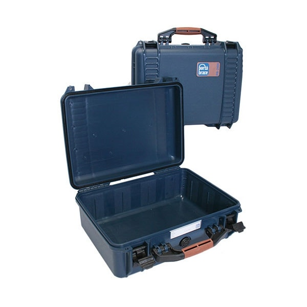 Porta Brace Hard Case - Blue