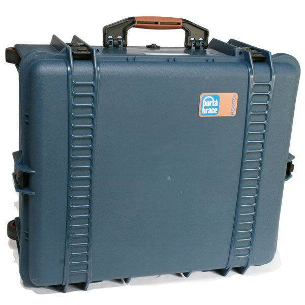 Porta Brace Wheeled Superlite Vault Hard Case PB-2750E