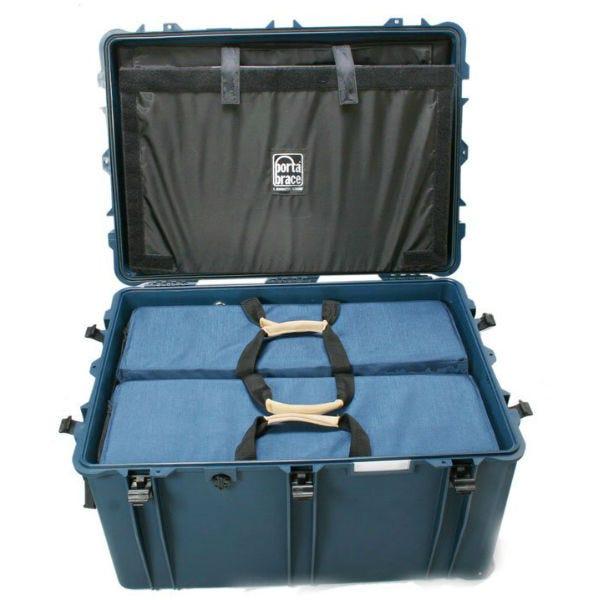 Porta Brace Trunk-Style Hard Case (Tackle Box Int. PB-2850TBH