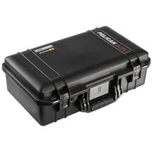 Pelican 1525 Black Air Case - TrekPak