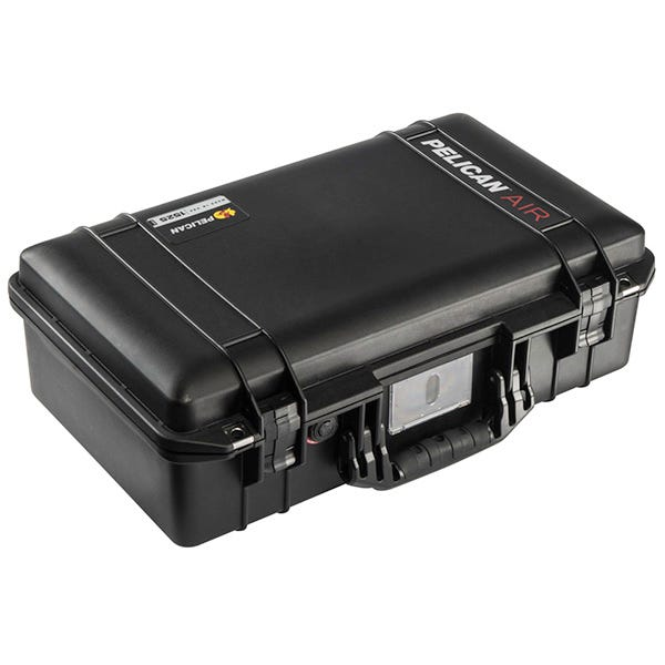 Pelican 1525 Black Air Case - TrekPak