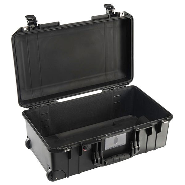 Pelican 1535 Black Air Case - No Foam
