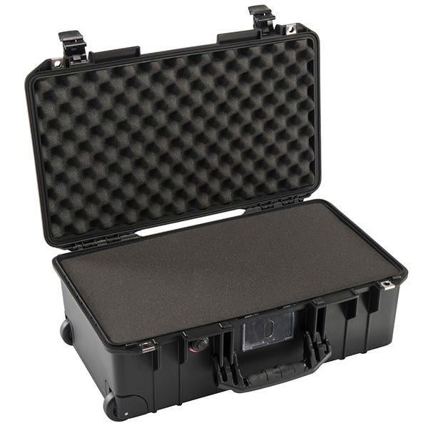 Pelican 1535 Black Air Case - Foam