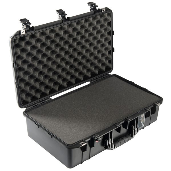 Pelican 1555 Black Air Case - Foam