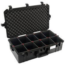 Pelican 1605 Black Air Case - TrekPak