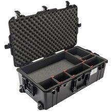 Pelican 1615 Black Air Case - TrekPak