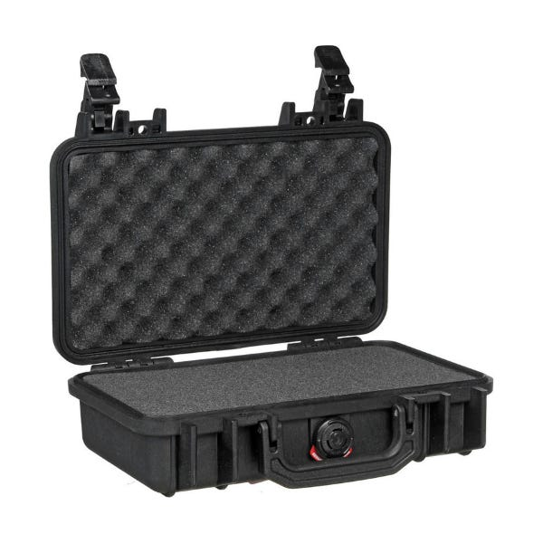 Pelican 1170 Case with Foam - Black