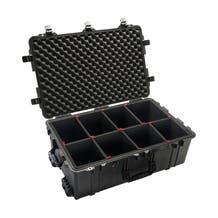 Pelican 1650 Black Case - TrekPak