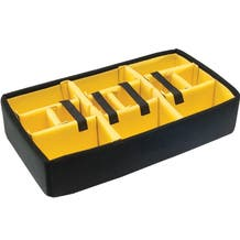 Pelican Padded Divider Set for Pelican 1555 Air Case