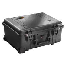 Pelican 1560NF Case without Foam - Black