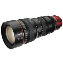 Canon CN-E 14.5-60mm T2.6 L SP Cinema Zoom Lens with PL Mount