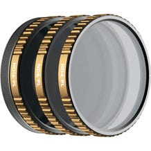 Polarpro Osmo Action VIVID Collection Filters - Cinema Series (3 Pack)