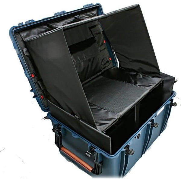 Porta Brace Trunk-Style Hard Case (insert only) PB-2850TBHO