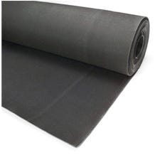 "Filmtools 36"" x 25' Rubber Matting - Black"
