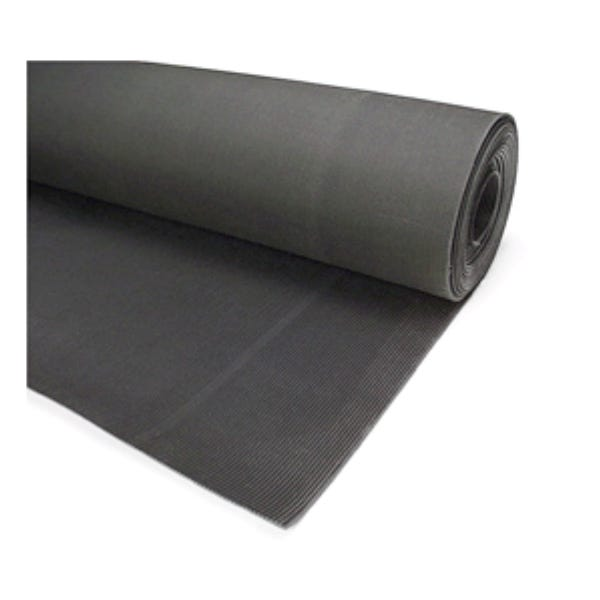 "Filmtools 49"" x 75' Rubber Matting - Black"